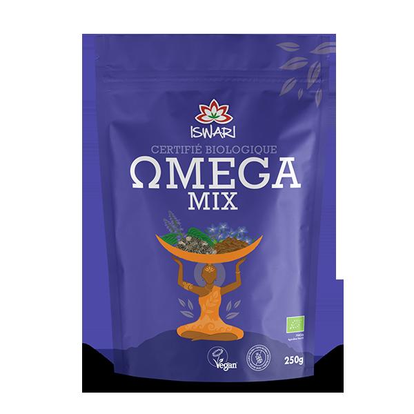 Mix Ómega 3 Bio 250g FR