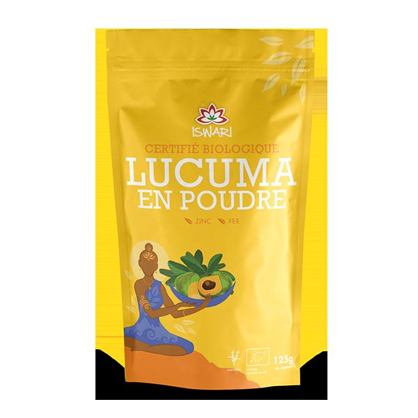 Lucuma Bio 125g FR
