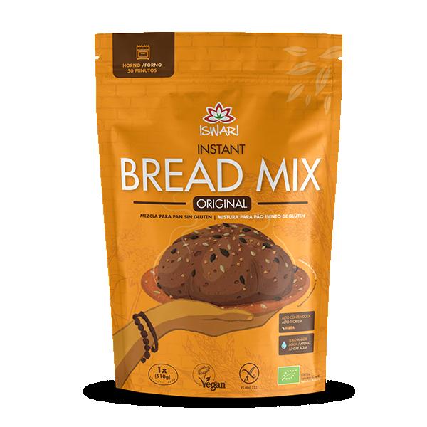 Instant Bread Mix Original Bio 300g PTES