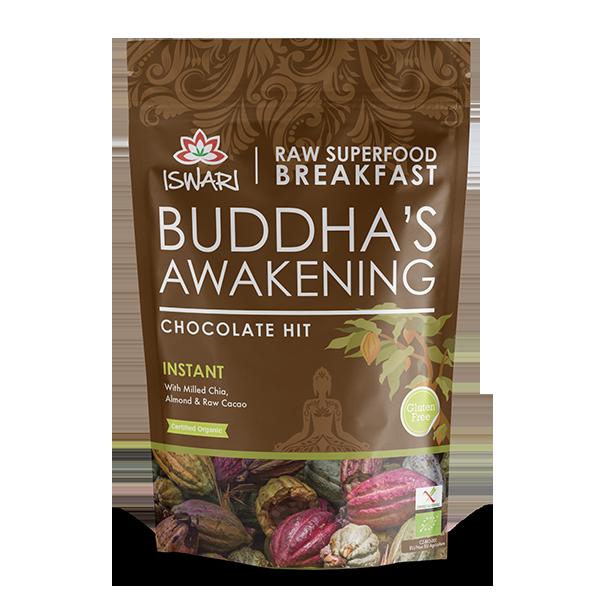 Despertar de Buda - Cacau Cru Bio 360g UK