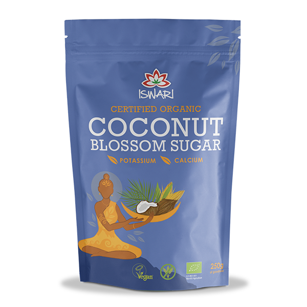 Coconut Blossom Sugar Bio 1
