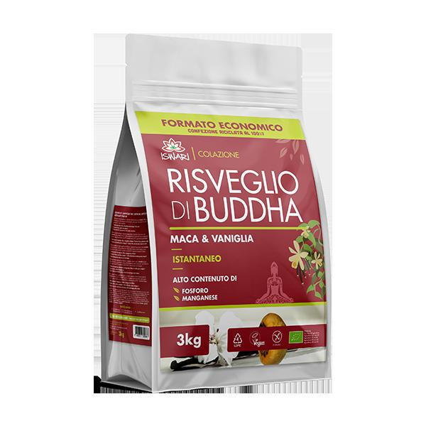 Despertar de Buda Maca e Baunilha 2