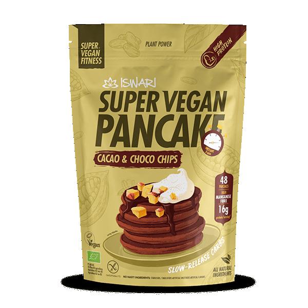 Super Vegan Pancake 1