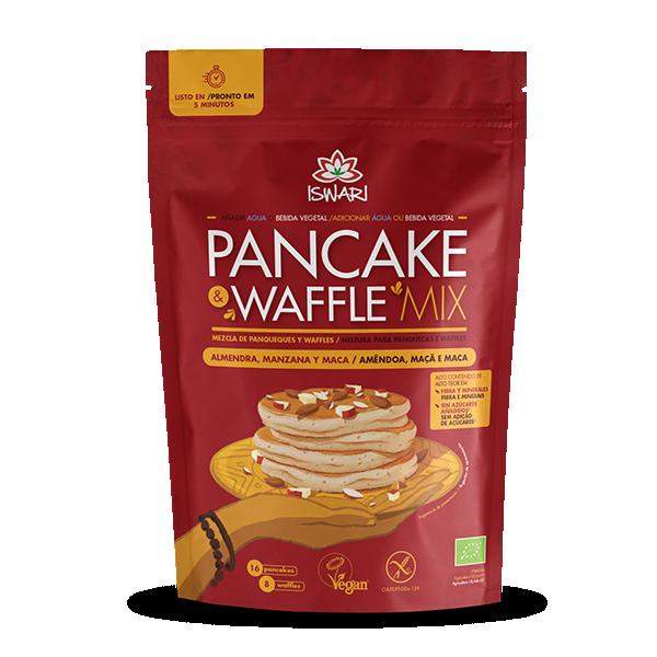 Pancake & Waffle mix - Almendra, Manzana y Maca 1