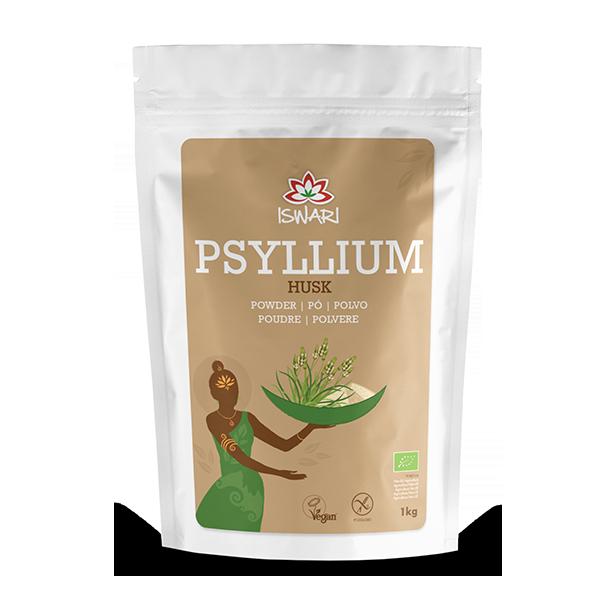 Psyllium Husk in Polvere Bio 1