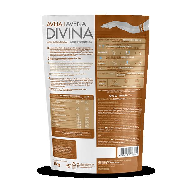 Avena Divina Avellana y Cacao 4