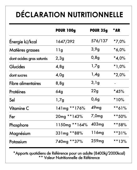 Super Vegan Protein 5