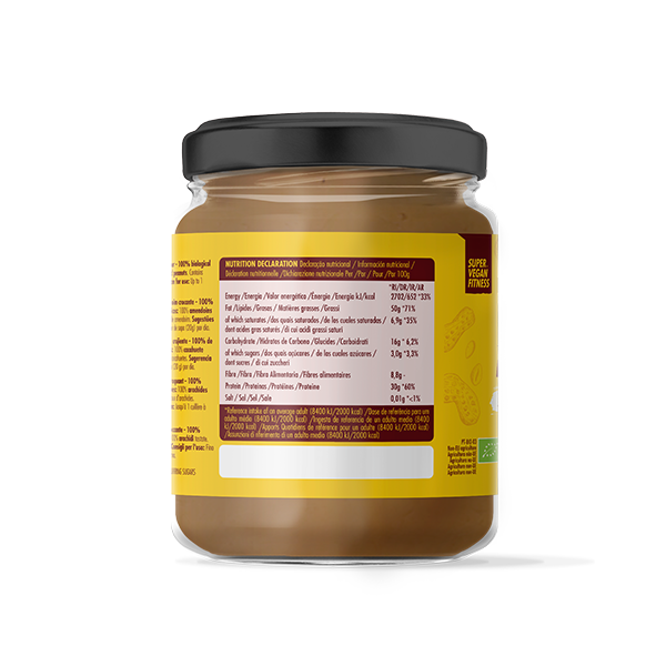 Super Vegan Nut Butter 2
