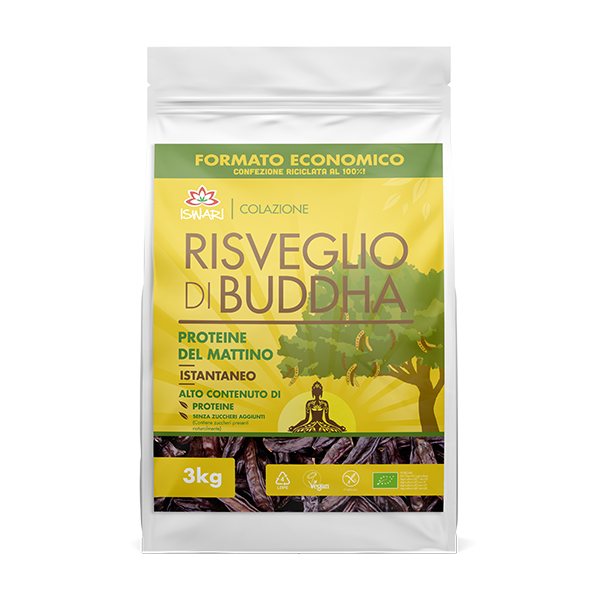 Despertar de Buda Proteína Matinal 3kg 8
