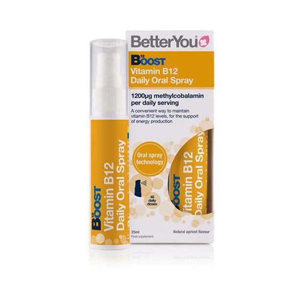 Vitamina B12 Spray - BetterYou (25ml) 1