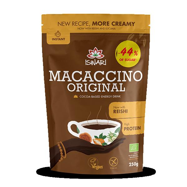 Macaccino Original - Reishi Bio 1