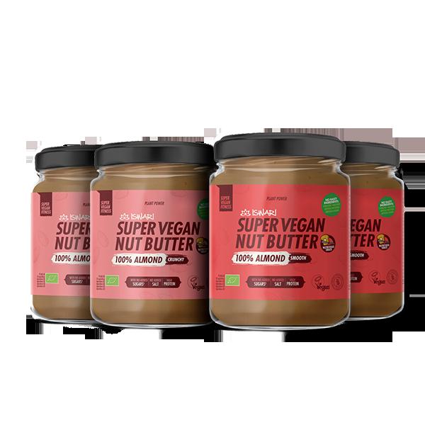 Super Vegan Fitness Packs 1