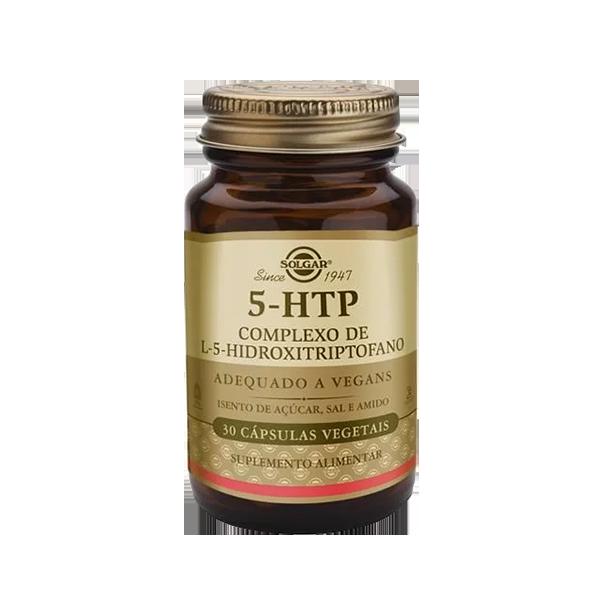 5-HTP - Solgar (30 caps) 1