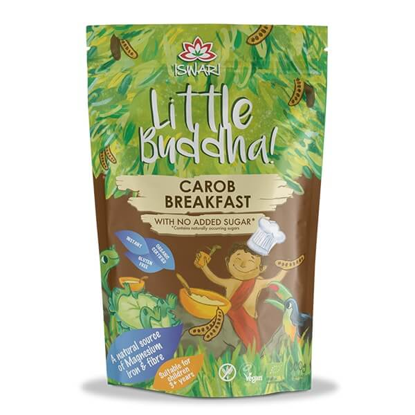 Little Buddha Carob Breakfast 1