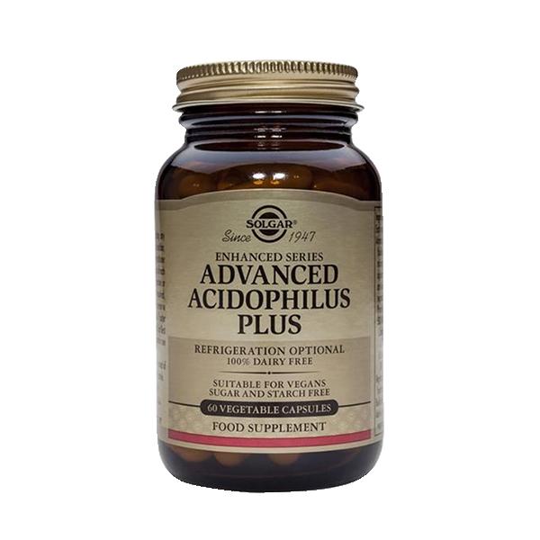 Advanced Acidophilus Plus - Solgar 1