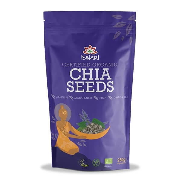 Chia Seeds Bio 1