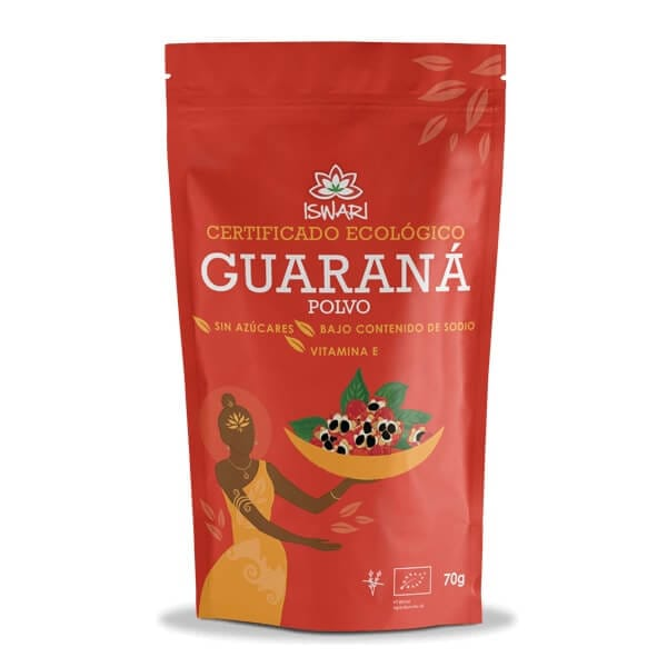 Guaraná en Polvo Bio 1