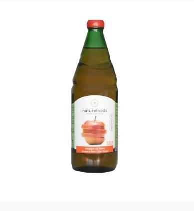 Vinagre De Sidra Bio - Naturefoods (750ml) 1