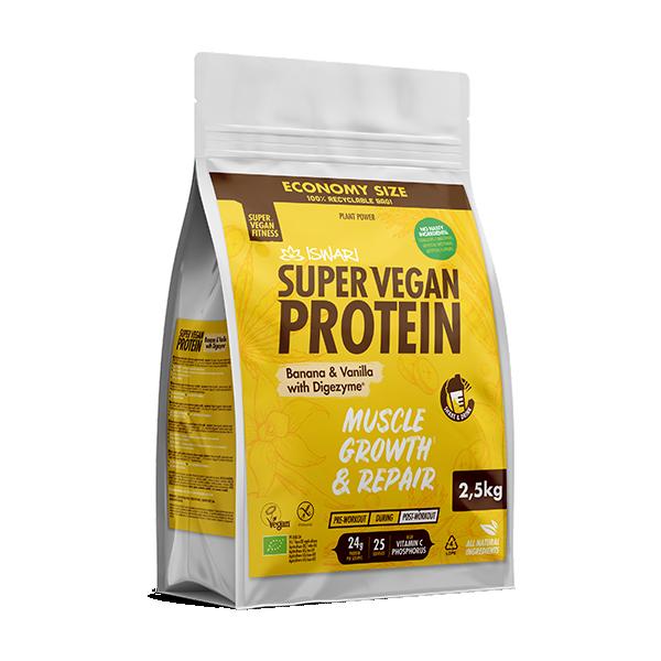 Super Vegan Protein de 2,5kg 2
