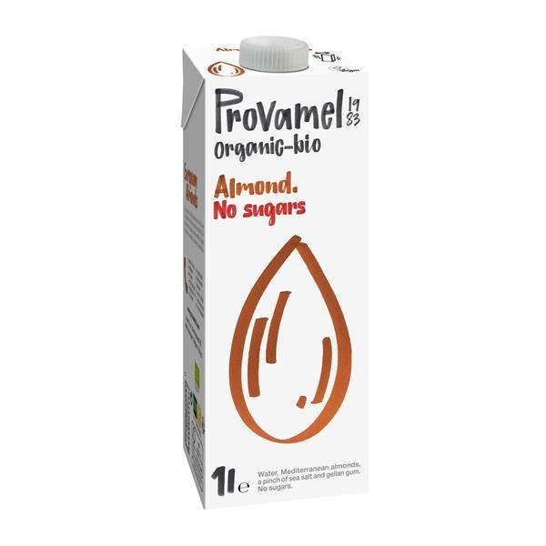 Bebida Bio de Amêndoa não Adoçada - Provamel (1L)