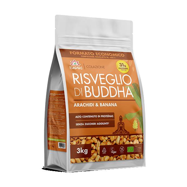 Risveglio di Buddha Arachidi e Banana 3Kg 2