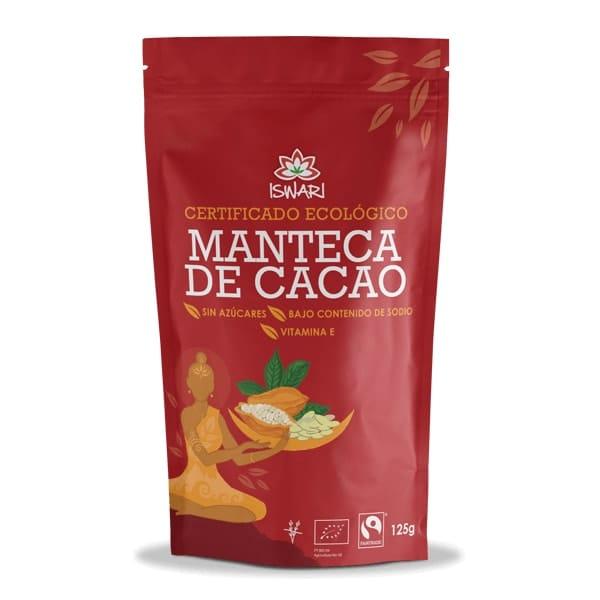Manteca de Cacao Bio 1
