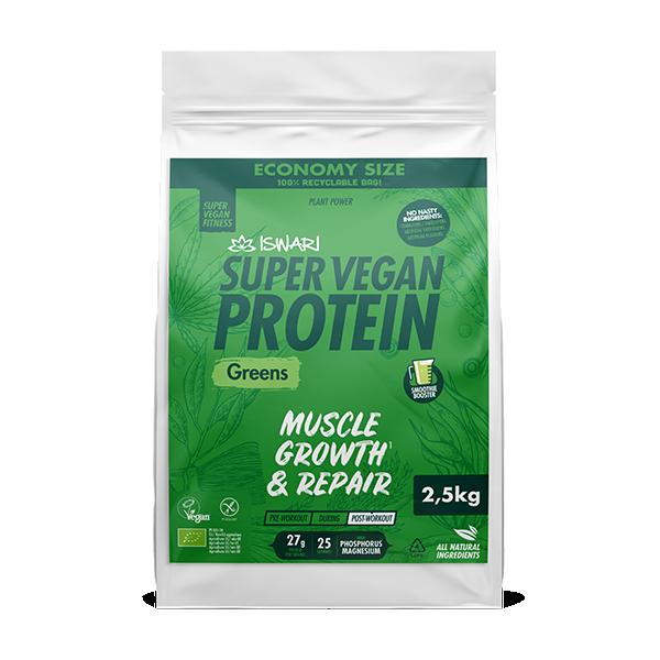 Super Vegan Protein de 2,5kg 1