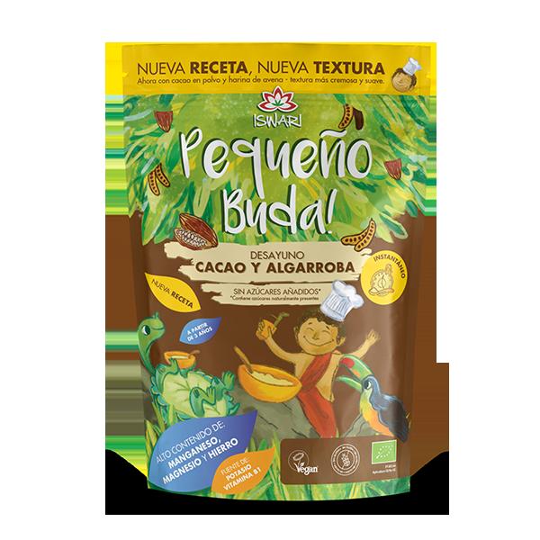 Pequeño Buda Desayuno Cacao y Algarroba 1