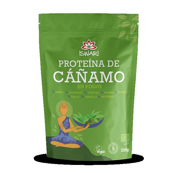 Proteína de Cáñamo en Polvo Bio 1
