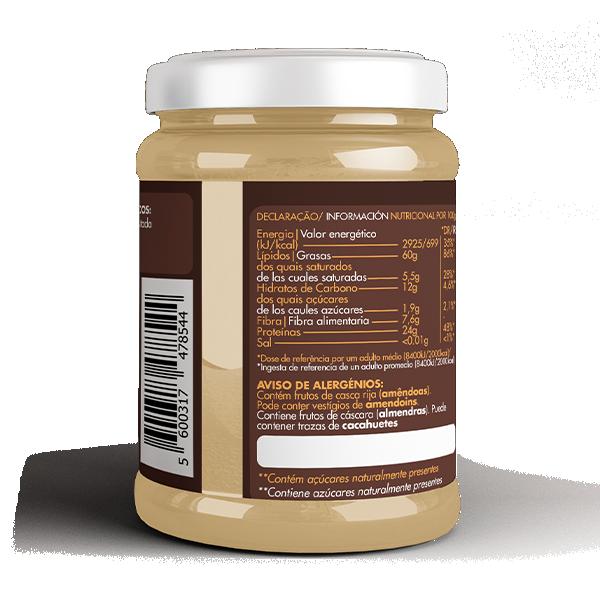 Crema de Almendras Bio 2