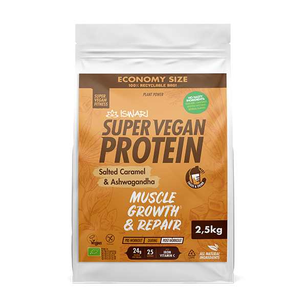 Super Vegan Protein 1