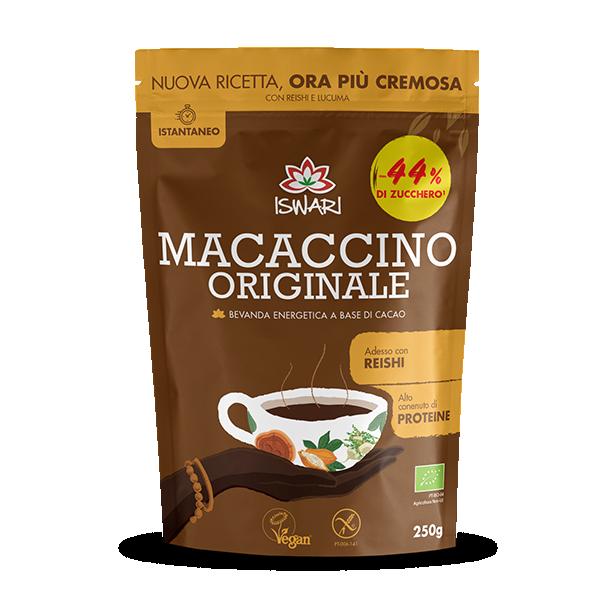 Macaccino Originale - Reishi Bio 1