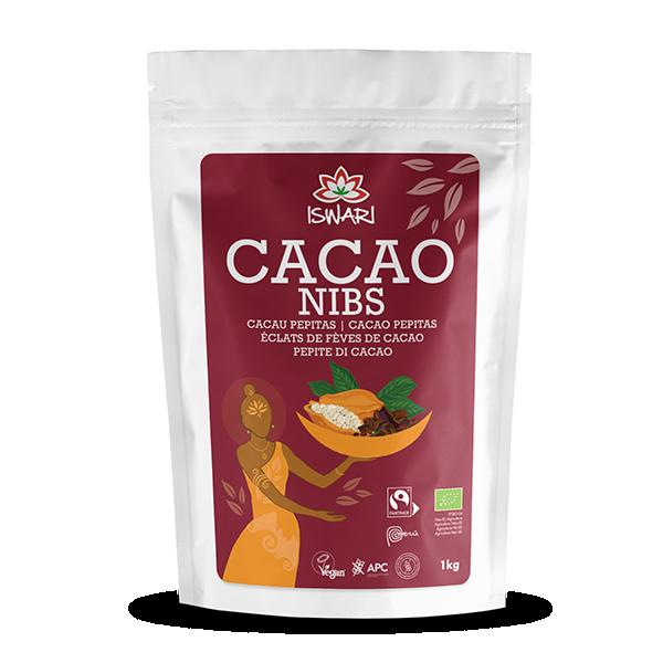 Pepite Di Cacao Bio 3