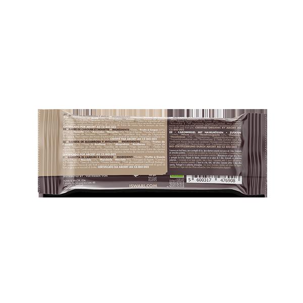Buddha Energy Bar Carob and Hazelnut (15x35g) 3