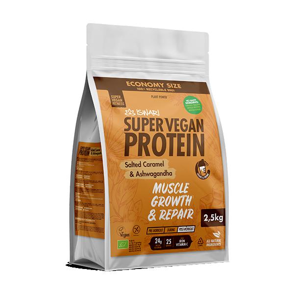 Super Vegan Protein 6