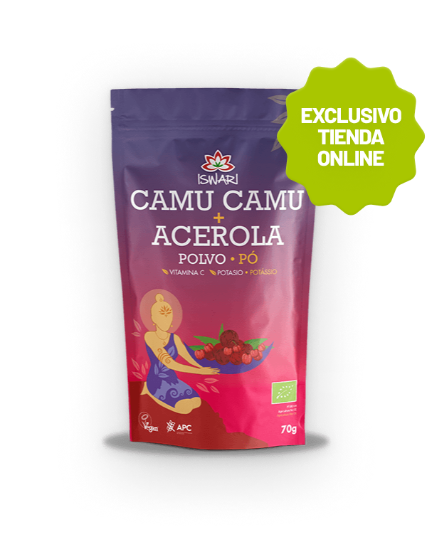 Camu Camu y Acerola en Polvo Bio 1