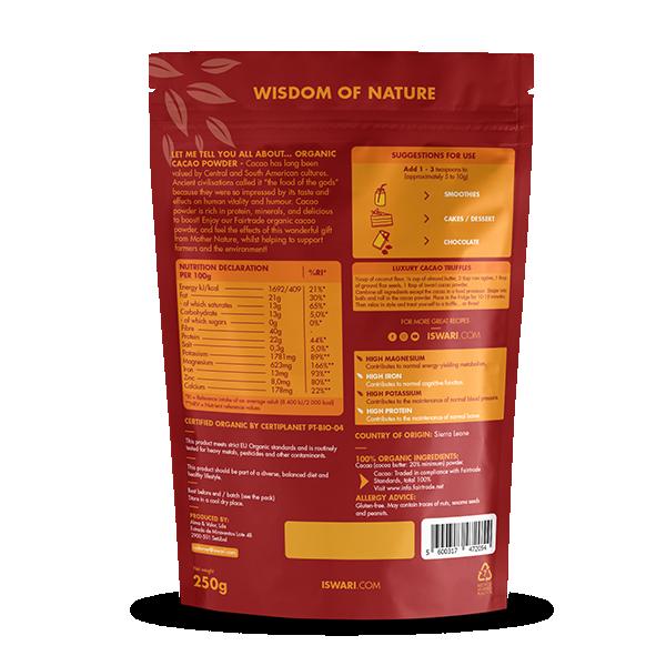 Cacao Powder Bio 4