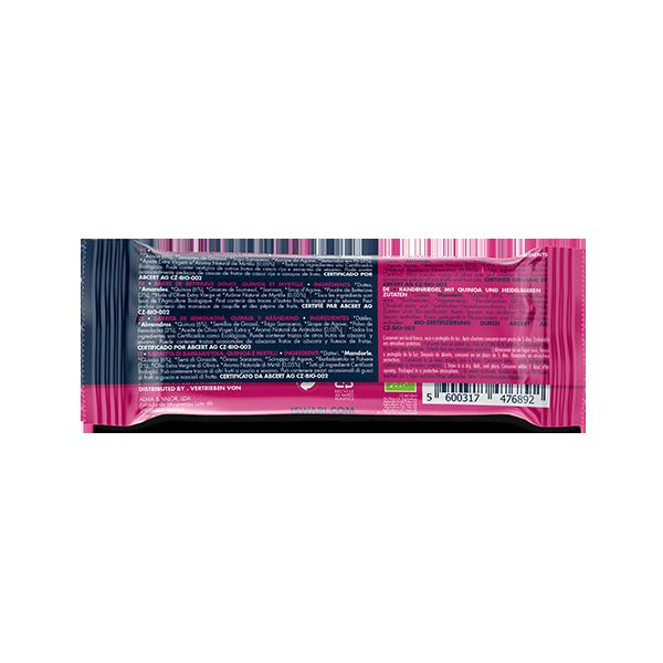 Buddha Energy Bar Barbabietola Quinoa Mirtillo (15x35g) 3