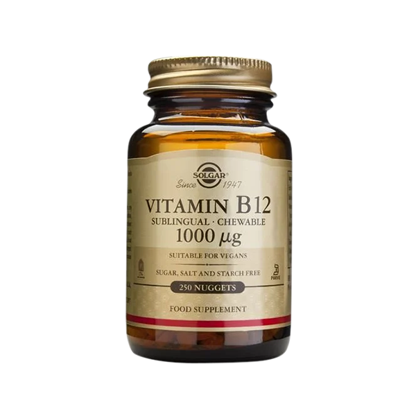 Vitamina B12 1000 Mcg - Solgar (250 compresse) 1