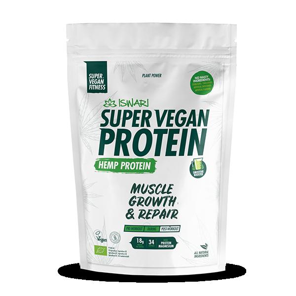 Super Vegan Protein 1