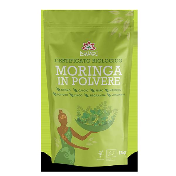 Moringa in Polvere Bio 1