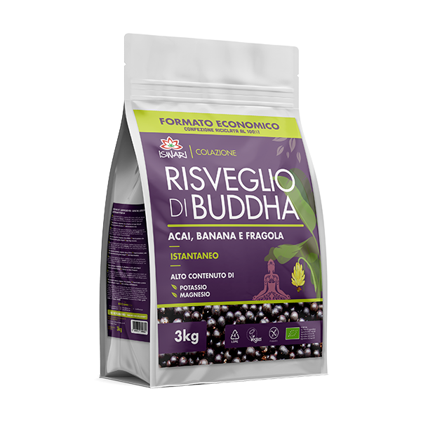 Risveglio Di Buddha Açai & Fragola 4