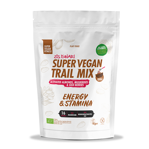 Super Vegan Trail Mix 1
