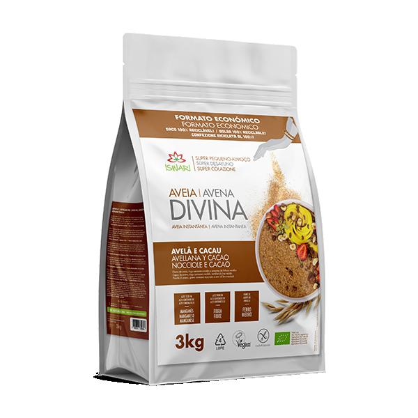 Avena Divina Avellana y Cacao 3Kg 2