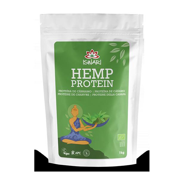 Hemp Protein Powder Bio 1