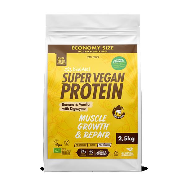 Super Vegan Protein 2,5kg 1