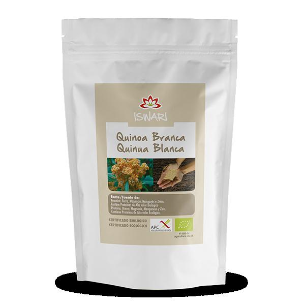 Quinoa Blanca Bio 1