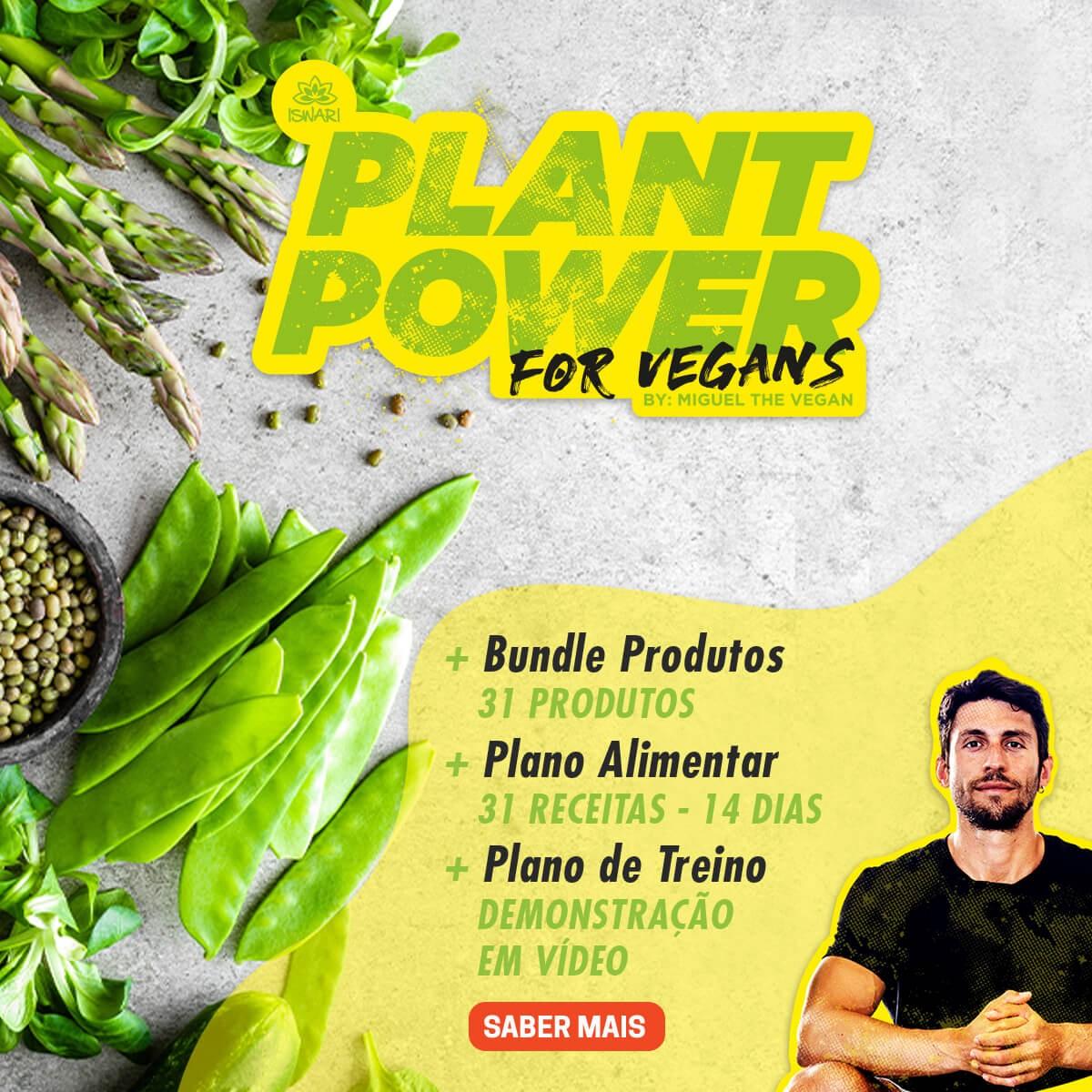 PLANT POWER FOR VEGANS 1