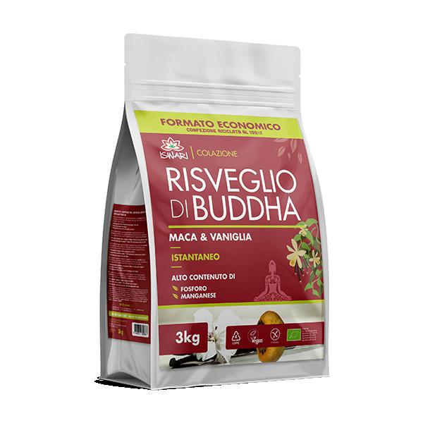 Risveglio Di Buddha Maca & Vaniglia 4