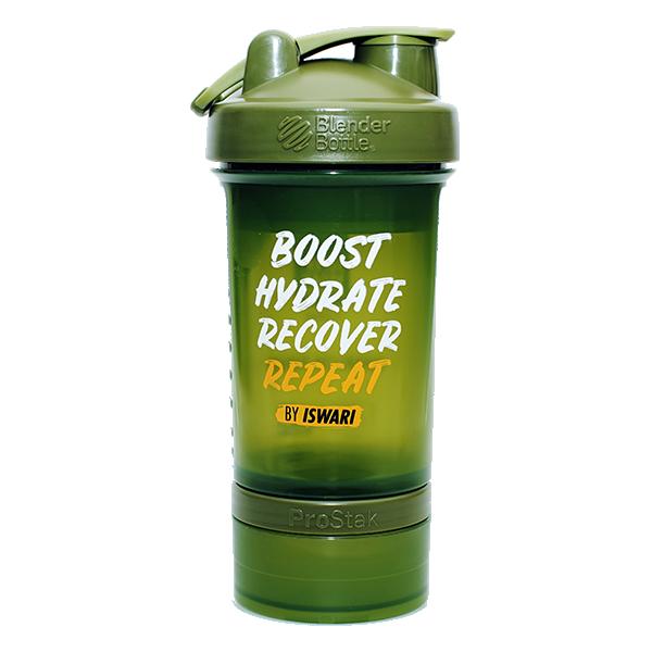 Shaker ProStack - Verde Muschio 450ml 1